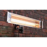 Sunred US-HWM15 Halogen Heater, Stainless Steel