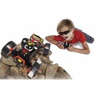 Kid Galaxy RC Off Road Car. Claw Climber Tiger 4x4 Remote Control, 2.4 Ghz