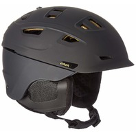 Anon Women's Nova Mips Helmet, Black, Medium
