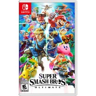 Super Smash Bros Ultimate - Game Edition for Nintendo Switch - SEALED