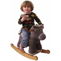 Little Bird Told Me Bobble & Pip Infant Rocker Ride On