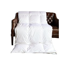 Cloud Nine Comforts Contessa Comforter, King, Hungarian White
