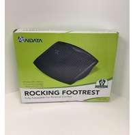 Aidata FR007 Rocking Footrest, 450 X 350 Mm Platform, Black