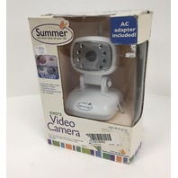 Summer Infant Extra Video Camera 02610 Wireless Color For 02500 And 02580