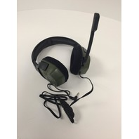 PDP - Lvl 3 Wired Stereo Headset For PS4 -  Camo Green