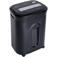 Amazon Basics 15-Sheet Cross-Cut Paper/ CD/ Credit Card Shredder