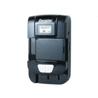 Energizer ENC-MUL Multi-Fit Charger for Digital Camera Batteries (Black)