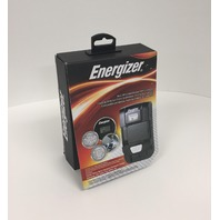 Energizer ENC-MUL Multi-Fit Charger for Digital Camera Batteries (Black)