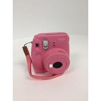 Fujifilm Instax Mini 9 Instant Camera-Pink