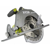 Ryobi One  18v Lithium Ion Cordless  Circular Saw includes Blade (Tool Only)