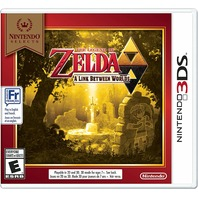 Nintendo Selects: The Legend of Zelda: A Link between Worlds for Nintendo 3DS