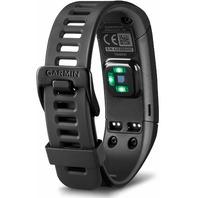 Garmin Vivosmart HR Fitness Tracker - Regular Fit (Black)