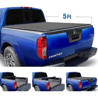 Tyger Auto T1 Roll Up Truck Bed Tonneau Cover Tg-Bc1n9034