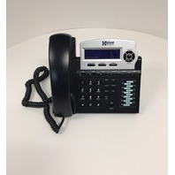XBlue Networks 6 Line Telephone with Dim Display - Charcoal