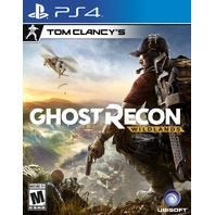 Tom Clancy's Ghost Recon Wildlands - PlayStation 4 - Standard Edition (SEALED)