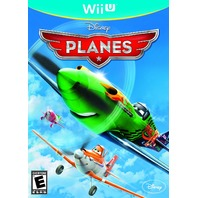 Disney Planes Wii-U