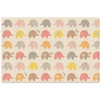 Parklon Baby Soft Play Mat (Little Elephant, Large)