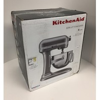 Kitchenaid KL26M1XSL Professional 6-Qt. Bowl-Lift Stand Mixer - Silver