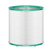 Dyson Pure Cool Link TP02 Wi-Fi Enabled Air Purifier,White/Silver