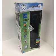 Germguardian Elite 3-In-1 Air Cleaning System With Pet Pure True Hepa Filter