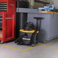 Workshop General Purpose Wet Dry Vacuum Cleaner, 9-Gallon