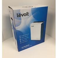 Levoit Air Purifier With True Hepa Filter, Odor Allergen Eliminator - 322 Sq. Ft