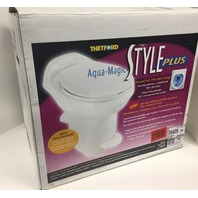 Thetford 34429 Aqua Magic Style Plus Toilet, High / White