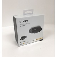 Sony Wf-1000x Noise Cancelling Cordless Bluetooth Earphones ( Black )