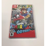 Super Mario Odyssey for Nintendo Switch (SEALED)