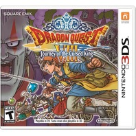 Dragon Quest Viii: Journey Of The Cursed King - Nintendo 3ds (SEALED)
