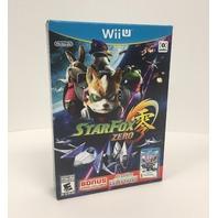 Star Fox: Zero - Wii U (SEALED)