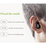 Bluetooth Headset, Q26 Mini Invisible Earpiece