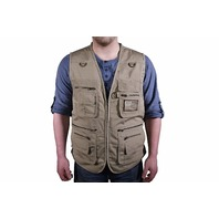 Bluestone Safety Products C567-005 Concealment Vest, Tan, XX-Large