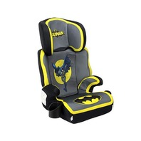Kidsembrace Belt Positioning High Back Booster Seat To Backless Booster, Batman