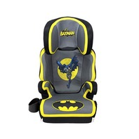Kidsembrace Belt Positioning High Back Booster Seat To Backless Booster, Batman