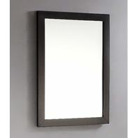 Simpli Home Chelsea Bath Vanity Mirror, Black