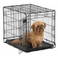 24 Inch Crate Dog Training 24 in l x 18 in w x 19 in h