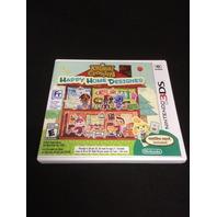 Nintendo Animal Crossing: Happy Home Designer - Nintendo 3DS (SEALED)
