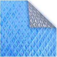 Robelle 8 Mil Space Age Diamond Solar Cover, Size: 20 x 40 ft. Rectangular