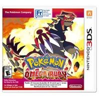 Pokemon Omega Ruby - Nintendo 3ds - Omega Ruby Edition (SEALED)