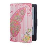 Kindle (8th Generation) coverPink butterfly