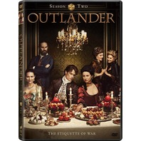 Outlander: Season 2 (dvd) (SEALED)