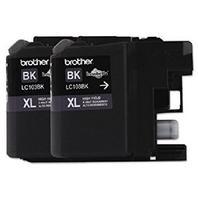Brother Printer High Yield Cartridge Ink-Black (Lc1032Pks) - 2 pack high yield