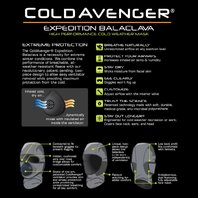 Talus Outdoor Technologies ColdAvenger Expedition Balaclava