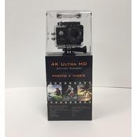 Action Camera - 4K Ultra HD