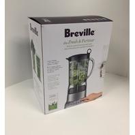 Breville BBL620 Fresh & Furious Blender, Silver