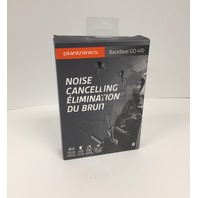 Plantronics Backbeat GO 410 Wireless  Noise Canceling Earbuds, Graphite Black