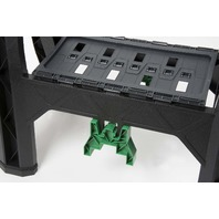 Metabo HPT  Portable Folding Sawhorses, Heavy Duty Stand, 2-Pack