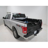 Stromberg Carlson Black Vg-15-100 Louvered Tailgate 100 Series-Ford