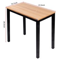 Need Small Computer Desk For Home Office- 31.5'' Sturdy Heavy Duty